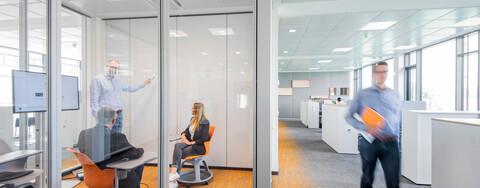 Weidmüller Kunden- und Technologiezentrum - Besprechungsräume