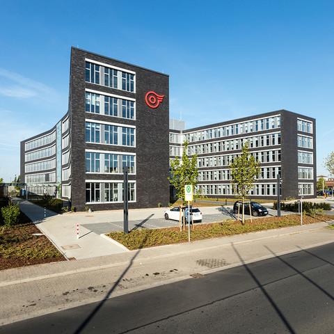 Konzernzentrale Rheinbahn AG, Düsseldorf