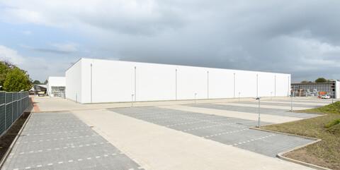 Industriehalle in Rellingen