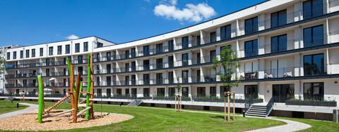 """Wohnimmobilie """"Im Brühl Süd"""" schließt Bogen im Herzen von Erfurt"""