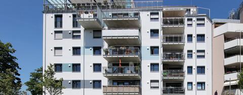 Schlüsselfertiger Eigentumswohnungsbau mit Käuferberatung