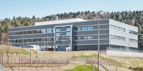 Laborgebäude in Homburg