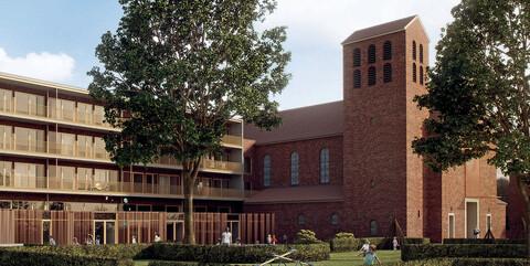 Abbruch und Neubau in Münster