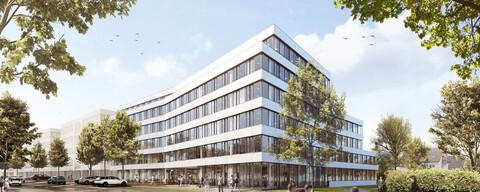 Bürogebäude, Osnabrück