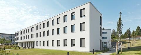 Komplettleistung für das Klinikum Christophsbad