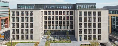 Nachhaltiges Bürogebäude für die BOB AG in Ludwigshafen