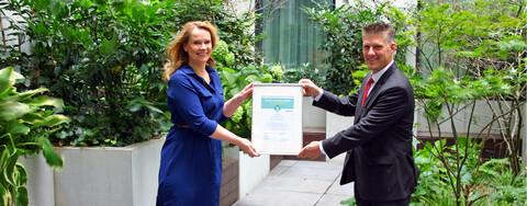 Köster erhält Zertifizierung für Safety Culture Ladder Stufe 3