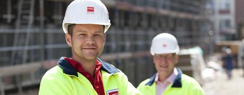 Top Arbeitgeber der Bauindustrie