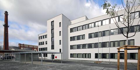 Bürogebäude in Dresden
