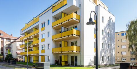 Genossenschaftlicher Wohnungsbau in Berlin