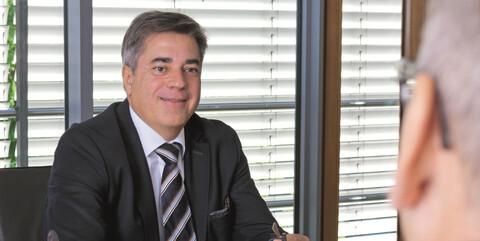 Günther Langer, verantwortlicher Geschäftsführer der Köster GmbH