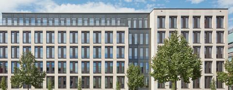 BOB Rheinallee Ludwigshafen - Nachhaltiges Bürogebäude