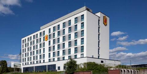 Hotelgebäude in Oberhausen