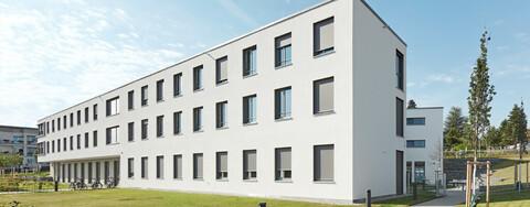 Neubau Schlaganfallstation Klinikum Christophsbad
