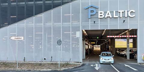 """""""Darüber hinaus haben wir das Parkhaus in einer speziellen Verbundbauweise erstellt"""", ergänzt Andreas  Wolke, verantwortlicher Bereichsleiter der Köster GmbH. """"So konnten wir auch hier die Arbeiten beschleunigen."""""""