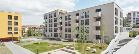 Attraktiver und bezahlbarer Wohnraum in Tübingen realisiert