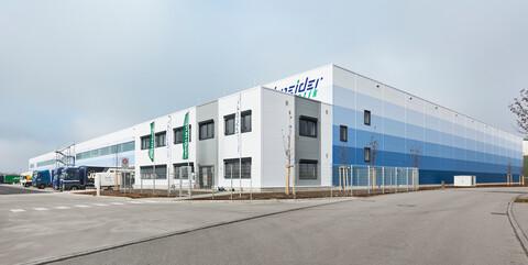Logistikimmobilie in Geislingen an der Steige
