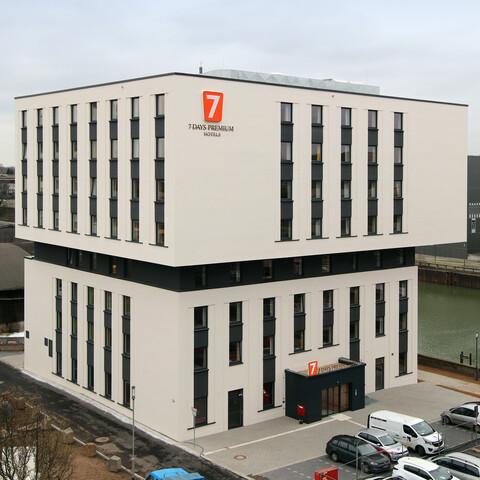 7 Days Premium Hotel am Hafen Duisburg