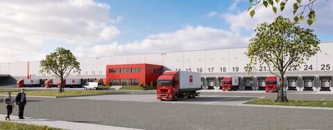 Die Köster GmbH bündele Beratung, Planung und schlüsselfertige Erstellung, um für Kunden diejenigen Logistikimmobilien zu realisieren, die sie wirklich benötigen, so der Baudienstleiter. Bildquelle: Köster-Gruppe