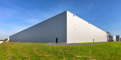 Logistikimmobilie in Bönen