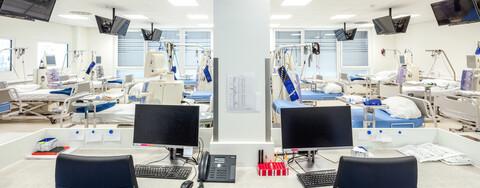 Gesundheitszentrum Schloss Berge Medizintechnik