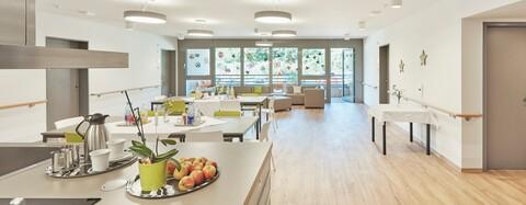 Einrichtung Wohnheim Klinik Christophsbad
