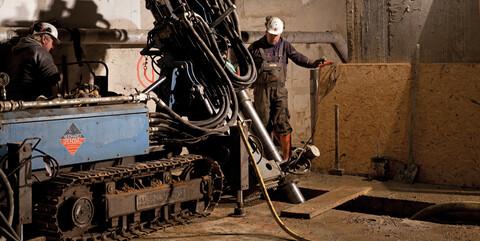 Maßgeschneidertes Baugrubenkonzept für pünktliche Fertigstellung