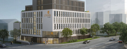 Baustart für neues Hotel am Bahnhof Waiblingen