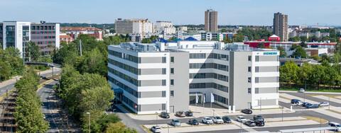 Siemens Bürogebäude Laatzen