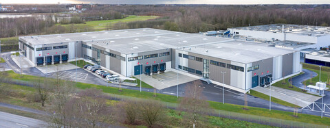 Nachhaltig Logistikimmobilien bauen leicht gemacht