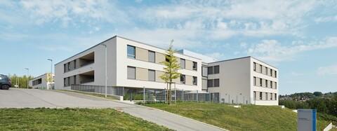 Neubau Wohnheim Klinikum Christophsbad