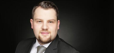 Dominik Müller von EQT Exeter