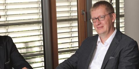 Andreas Wolke, zuständiger Bereichsleiter des Geschäftsbereiches Kiel