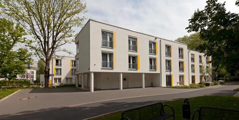 Sozialimmobilie in Köln-Riehl