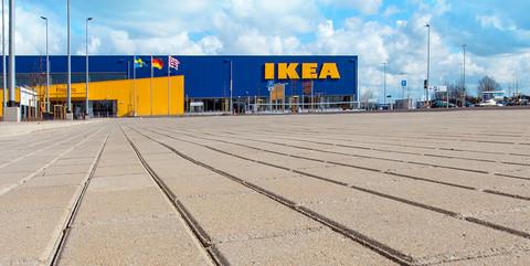 Frei- und Verkehrsanlagen IKEA Bremerhaven: Anbindung an das öffentliche Straßennetz