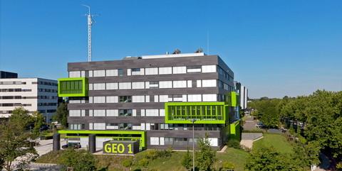 Westfälische Wilhelms-Universität, Münster: Schlüsselfertiger Neubau des Institutes für Geowissenschaften
