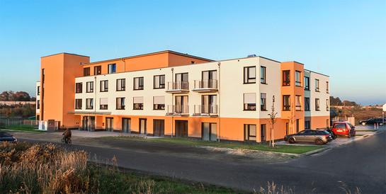 Seniorenwohnstift Brechtener Heide, Dortmund: Schlüsselfertiger Neubau mit 94 Pflegeplätzen