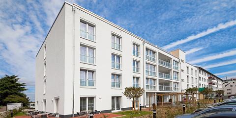 Integra Seniorenpflegezentrum, Wesseling: Schlüsselfertiger Neubau mit 80 Einzelzimmern, eigener Küche und Wäscherei