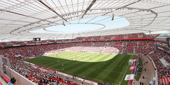 BayArena Leverkusen: Schlüsselfertige Modernisierung und Erweiterung für Bayer 04 Leverkusen