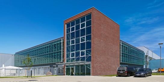 OTC Original Teile Center, Kassel: Neubau eines Logistikgebäudes inkl. umfangreicher Tiefbauarbeiten.