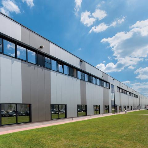 VGP Park Rodgau GmbH, Rodgau Dudenhofen.