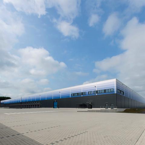 IDI Gazeley (Brookfield Logistics Properties) Unit 7, Kassel