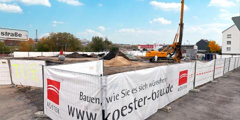 Tanklager- und Umfüllstation-Sanierung, Wuppertal: Sanierung eines ehemaligen Tanklagers