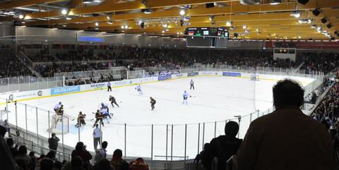 Eisarena Bremerhaven: Schlüsselfertiger Neubau der Eissporthalle Bremerhaven