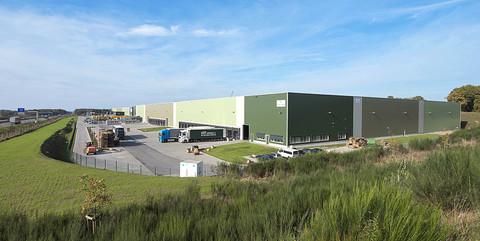 Logistikzentrum, Neu Wulmstorf: Schlüsselfertiger Neubau mit 25.000 qm Nutzfläche