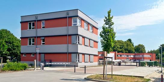QuerWege e.V., Jena: Schlüsselfertiger Neubau einer Ganztagsschule für 360 Schüler/innen.