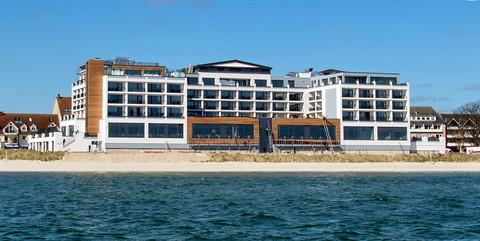 Hotel Bayside, Scharbeutz: Neubau einer 4-Sterne-Hotelanlage