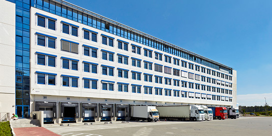 LUG aircargo handling GmbH, CargoCity Frankfurt: Erweiterung einer Frachtanlage am Frankfurter Flughafen.