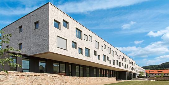 Kloster Haydau, Morschen : Neubau eines Tagungshotel inkl. der Tiefbauarbeiten bei Kassel.