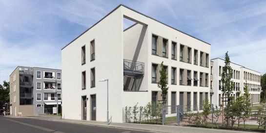 Seniorenresidenz Berlin-Friedrichshagen: Schlüsselfertiger Neubau sowie eines Nahversorgungszentrums